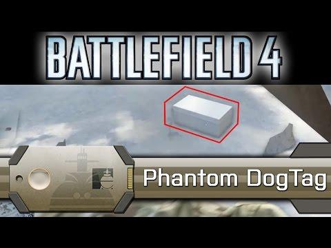 BF4 Phantom Operative Dog Tag - NEW LOCATION - Hammerhead [Deutsch]