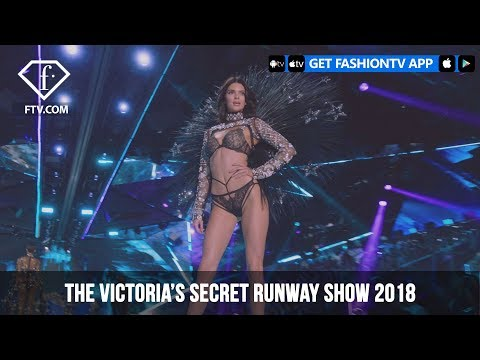Victoria's Secret Fashion Show 2018 New York Rita Ora, Gigi Hadid, Kendall Jenner, Adriana Lima |FTV Mp3