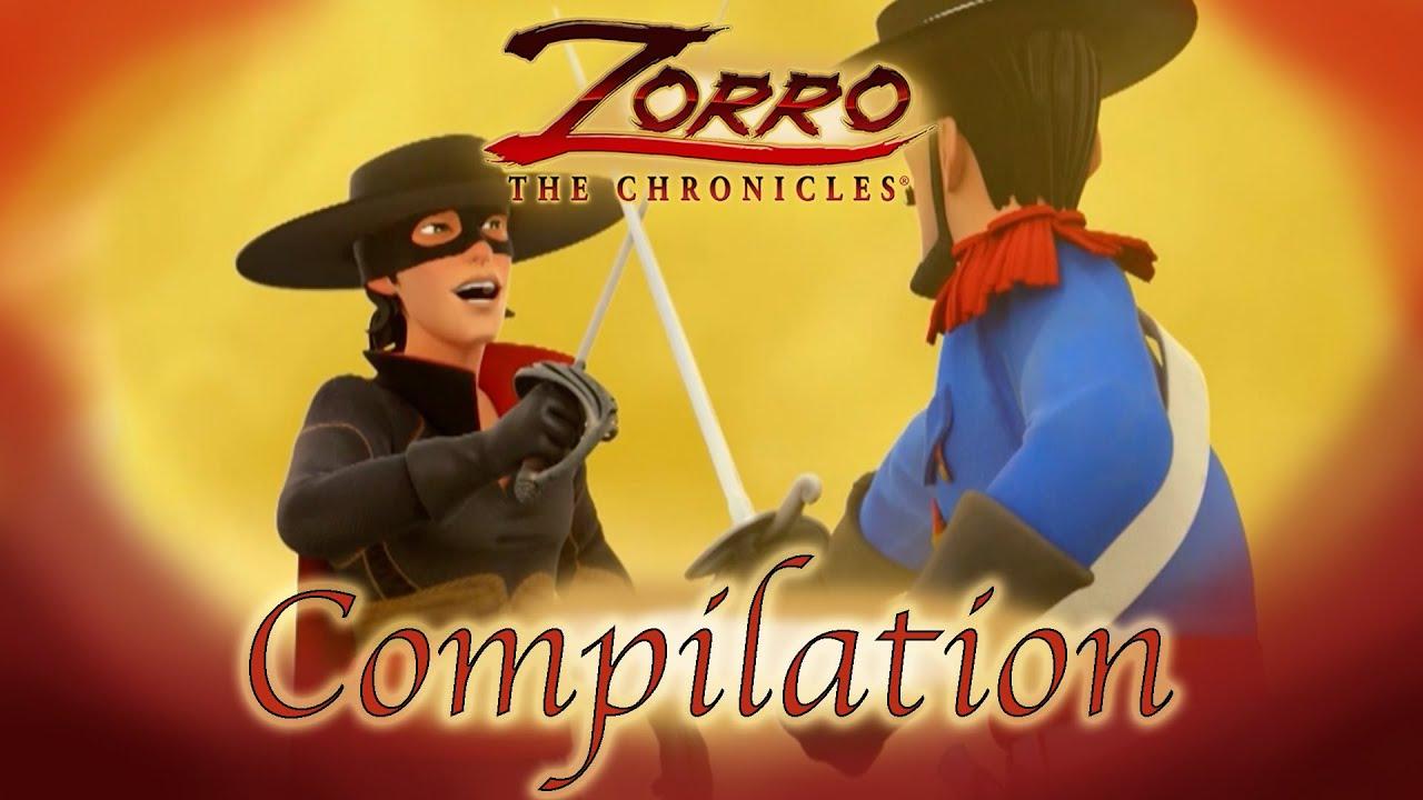 6fd3fbd373850 Zorro the Chronicles