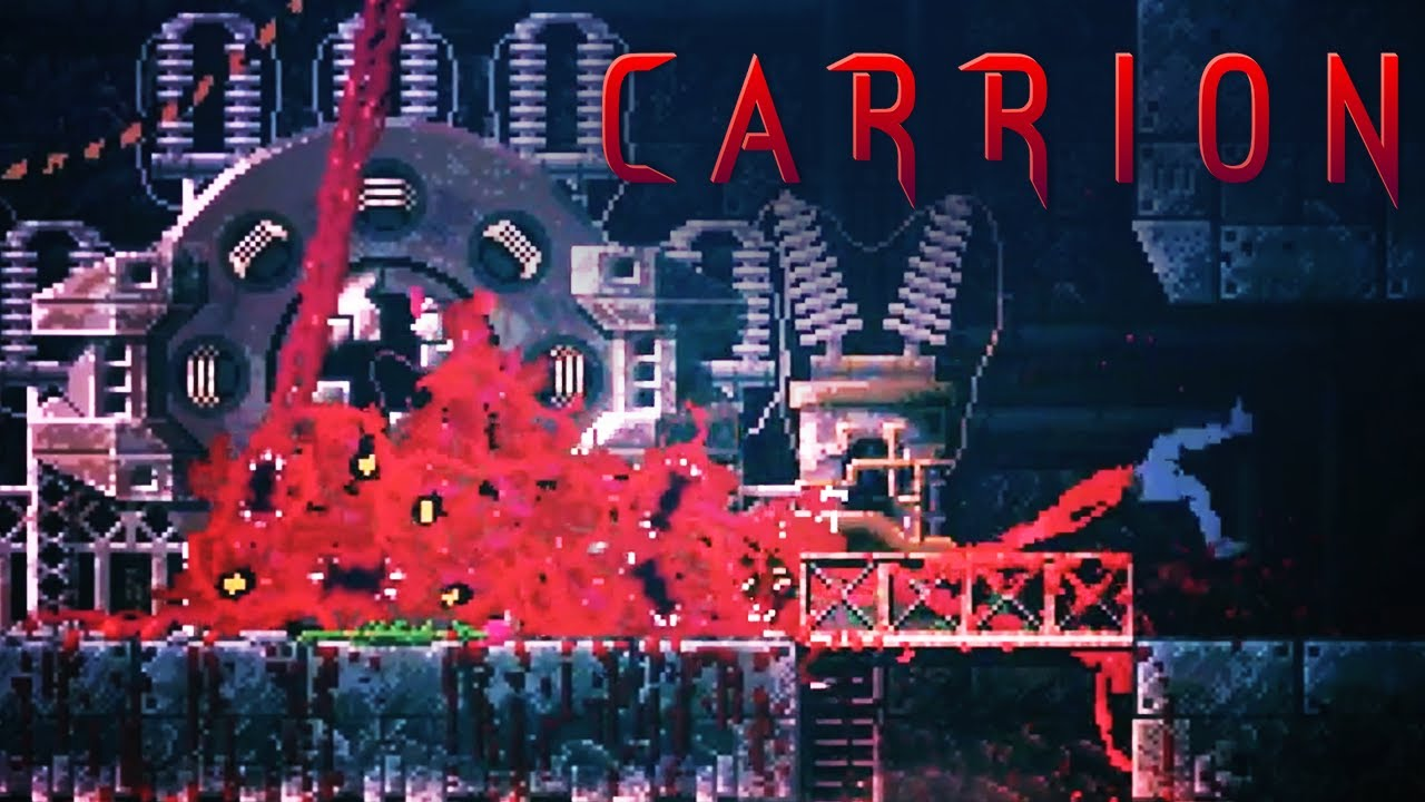Carrion Official Release Date Trailer Youtube