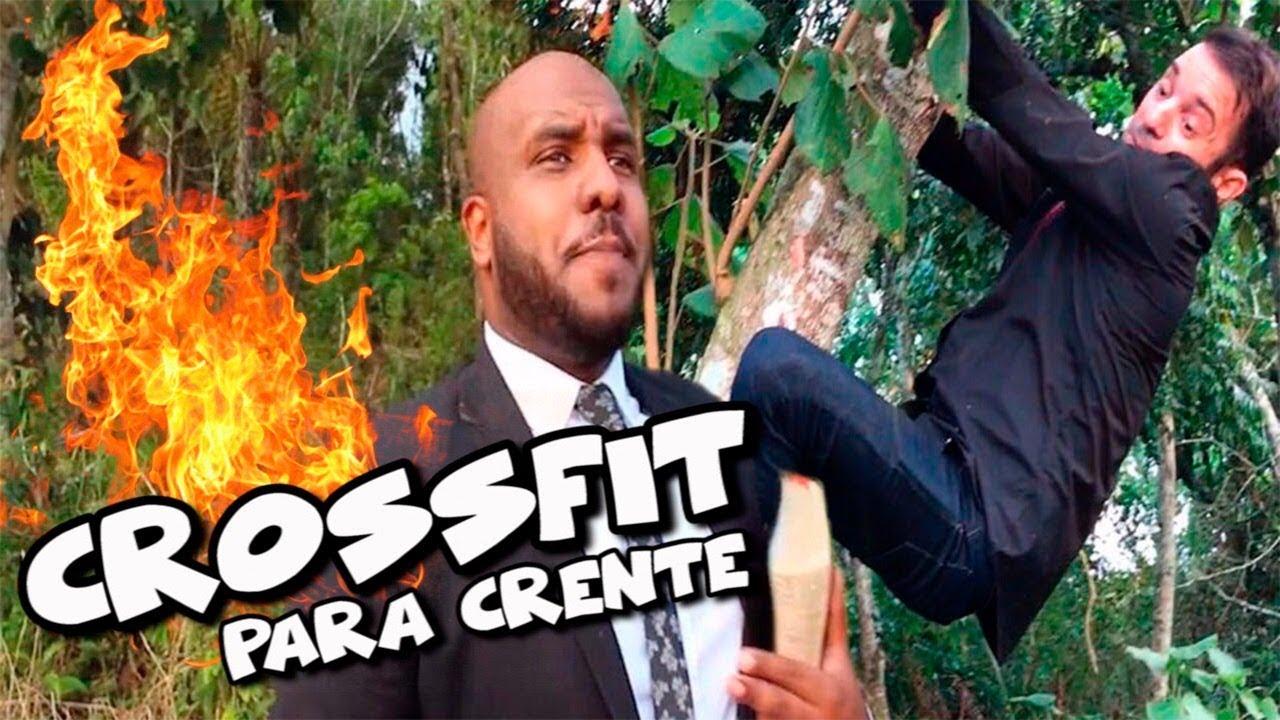 PENTECOSTAL NO CROSSFIT - Pr. Jacinto Manto | Tô Solto