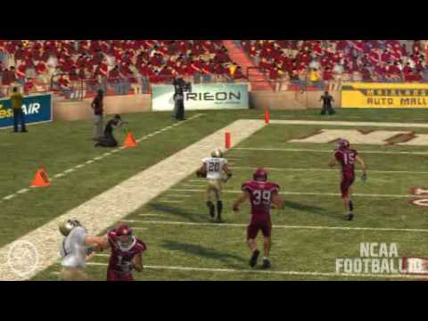2009: Week 1 - @New Mexico State - Play of the Game
