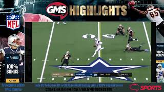 N-F-L Week 13 Complete HD Highlights - New Orleans Saints vs Dallas Cowboys