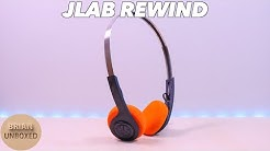 JLab Rewind Wireless Retro - These headphones are worth it! (Full Review)