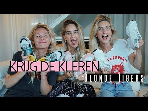 BLONDE TIGER Elise pas na half jaar haar Gucci tas gekocht – KRIJG DE KLEREN – Bobbie Bodt