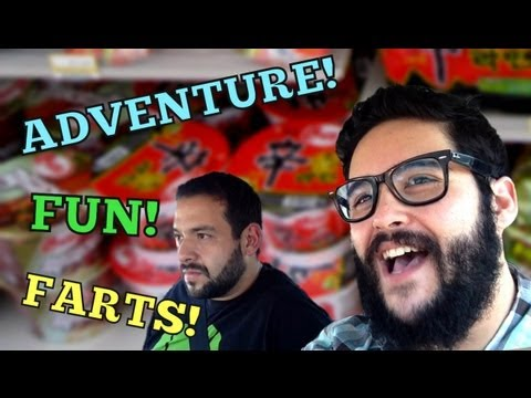 A Korean Market Adventure!