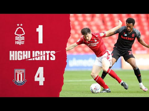 Nottingham Forest Stoke Goals And Highlights