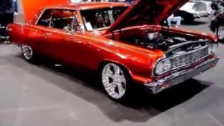 AWESOME '64 Chevelle Malibu SS (video)
