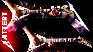 Metallica - Battery FULL Guitar Cover