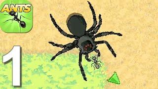 Pocket Ants: Colony Simulator - Gameplay Walkthrough Part 1 Tutorial (Android,iOS) screenshot 4