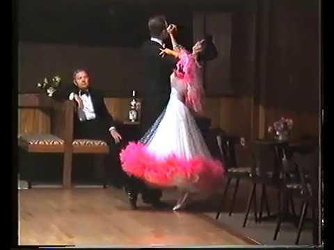 John Wood & Anne Lewis - Slow Waltz Show