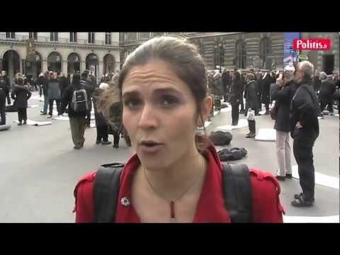 «Aidons l'argent» à fuir les paradis fiscaux: action symbolique du CCFD-Terre solidaire