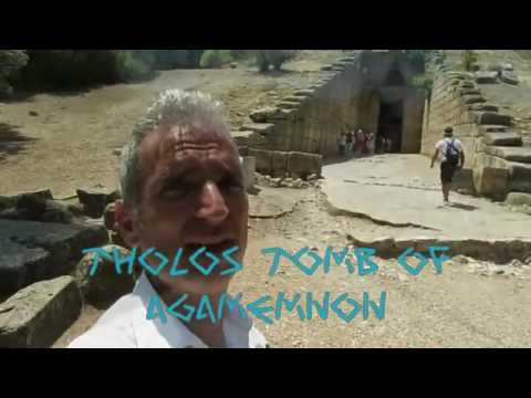 Peloponnese, Corinth Canal, Mycenae, Nafplion, Epidaurus, Sparta, Mystras, Olympia Carmine