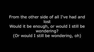 Olivia Rodrigo- Wondering Lyrics