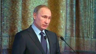 Путин судит судей