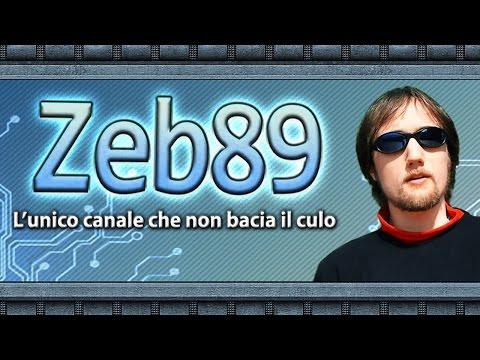 Zeb89 - Trailer del canale