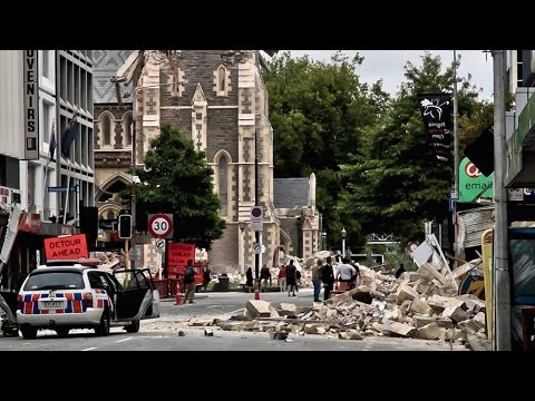 Christchurch: Mental Illness after an Earthquake