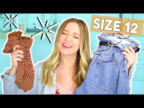 MIDSIZE FALL TRY ON HAUL | BODY CONFIDENT
