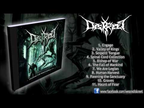 Diskreet - Engage The Mechanicality (FULL ALBUM 1080p HD)