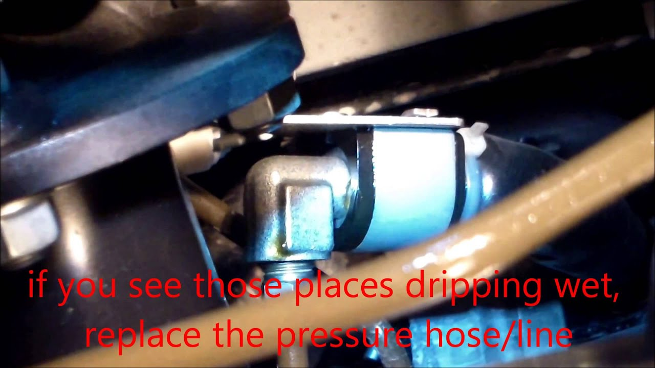 Guide To Replace Power Steering Hose Nissan Murano Youtube