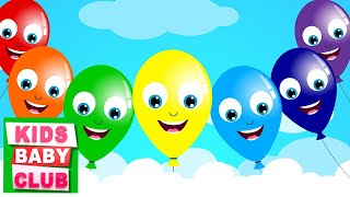The Balloon Song | Kids Song  | Nursery Rhymes