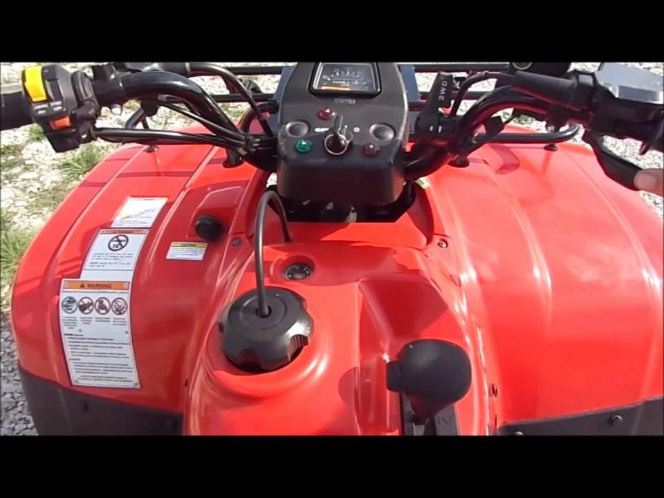 Suzuki King Quad  Engine