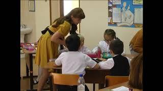 Урок русского языка, 2 класс, Бурдукова_Е. А., 2017