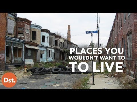 Worst Places to Live America