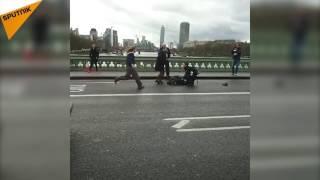 إصابة ثلاثة رجال شرطة وثلاثة فرنسيين في هجوم ويستمينيستر في لندن