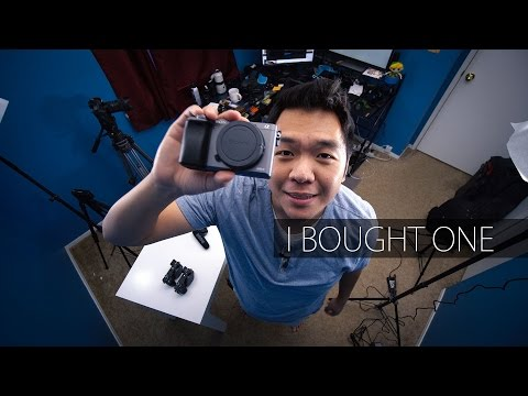Why I Bought the Sony a6000? (Graphite Color)