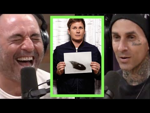 Travis Barker on Tom Delonge's UFO Fascination | Joe Rogan