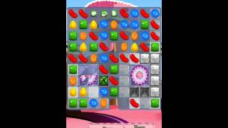 Candy Crush Saga Level 381 iPhone No Boosts