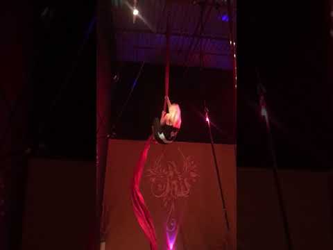 Silks Knee Drop to Star Drop - December 19, 2017