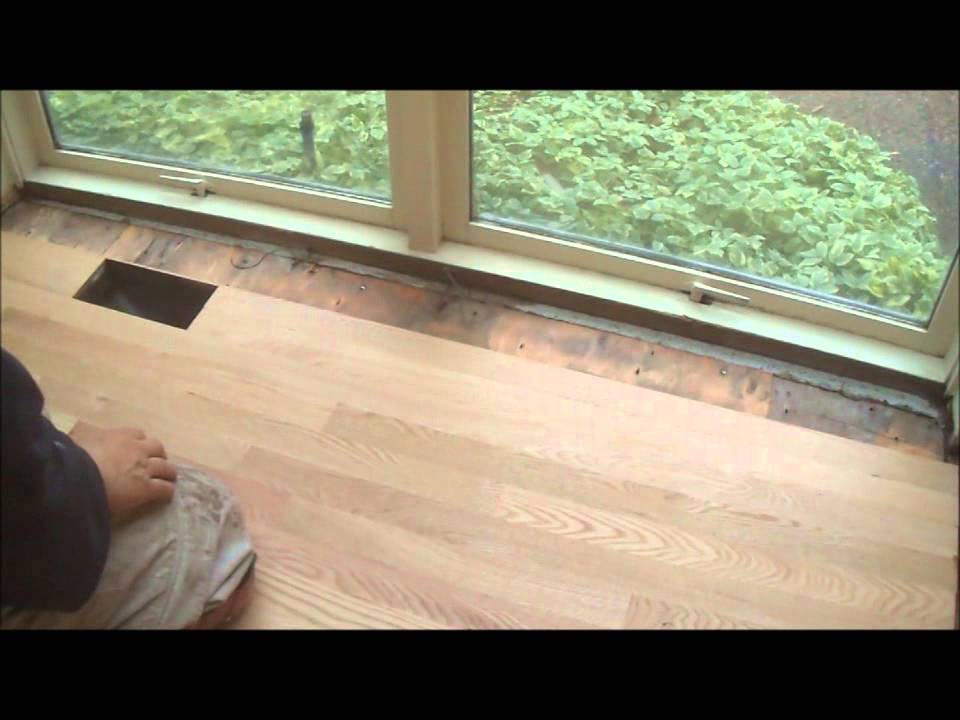 How To Install Solid Hardwood Flooring