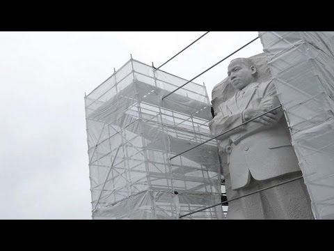 Etats-Unis: le Memorial Martin Luther King répare sa bourde