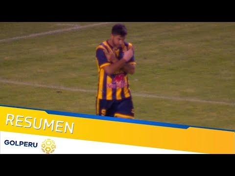 Resumen - Sport Rosario vs UTC (4-0)