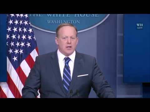 3/7/17: White House Press Briefing