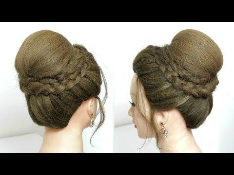 Dutch Wedding Updos For Long Hair