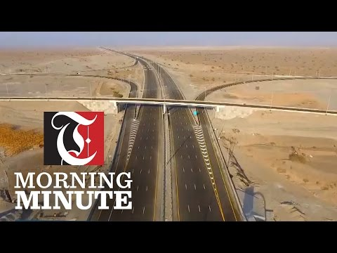 Oman Roads: Al Batinah Expressway Set To Open