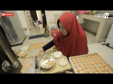 Usaha Kecil Menengah Kue Kering Kota Tangerang [Tangerang TV] Mp3