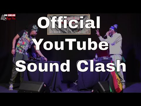 Reggae Dancehall SoundClash: Jnr International vs Carib Sound - Dub Fi Dub Live & Direct at YouTube