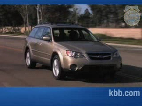 2007 legacy outback