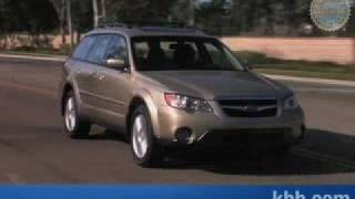 2007 Subaru Outback Review - Kelley Blue Book