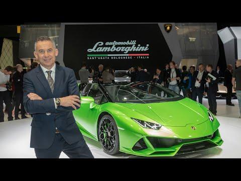 Geneva 2019 - Jason Barlow interviews Maurizio Reggiani