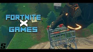 Fortnite X Games (Ft. TTPD) - A Fortnite Skit