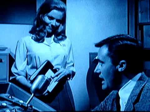 "Nice "" Secretary "" Slow Motion 3 / 3 "" The Man From U.N.C.L.E. "" TV Show"