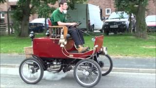 Likamobile steam car