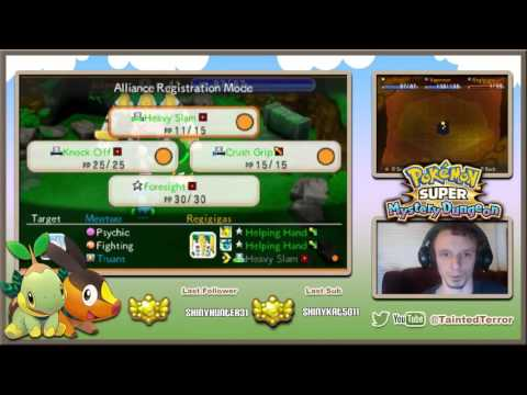 Pokemon Super Mystery Dungeon - Defeating Mewtwo Tutorial (How To)