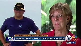 Aimed at the heart - The business of online romance scams