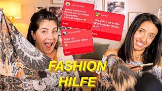 Kleidergröße 34 vs 40 Vergleich & Probleme aufklären | Fashion Fragen & Antworten
